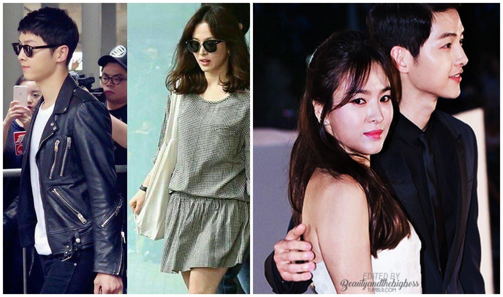 when did song joong ki start dating song hye kyo